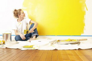 Do it yourself interior painting